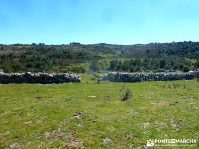 Valle de la Pizarra y los Brajales - Cebreros; molino de la hoz el jerte rascafría
